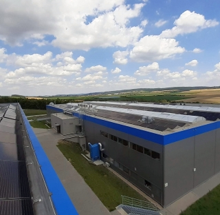 New photovoltaic powerplant
