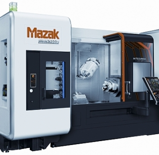 New CNC multifunctional machining centre Mazak Integrex i200-ST